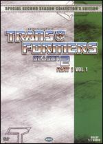 The Transformers: Season 2 - Part 1, Vol. 1
