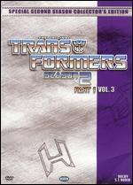 The Transformers: Season 2 - Part 1, Vol. 3