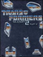 The Transformers: Season 2 - Part 2 [4 Discs]