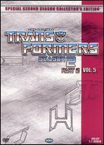 The Transformers: Season 2 - Part 2, Vol. 5