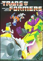 The Transformers: Season 2, Vol. 1 [25th Anniversary] [4 Discs] -