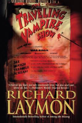 The Traveling Vampire Show - Laymon, Richard