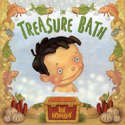 The Treasure Bath - Andreasen, Dan