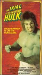 The Trial of the Incredible Hulk - Bill Bixby