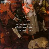 The Trio Sonata in 18th-Century England - Finnocchi (cello maker); London Baroque (chamber ensemble)