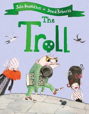 The Troll - Donaldson, Julia