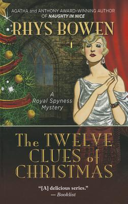 The Twelve Clues of Christmas - Bowen, Rhys
