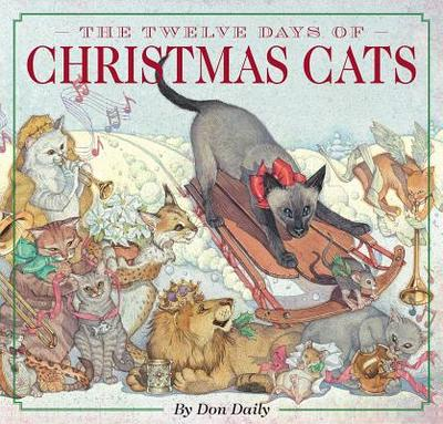 The Twelve Days of Christmas Cats -