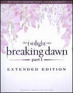 The Twilight Saga: Breaking Dawn - Part 1 [Extended] [Blu-ray] [UltraViolet] [Includes Digital Copy] - Bill Condon