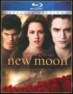 The Twilight Saga: New Moon [Special Edition] [Blu-ray]