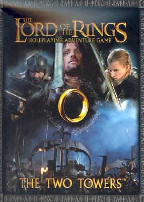 The Two Towers: The Lord of the Rings Roleplaying Adventure Game - Decipher Inc (Manufactured by)