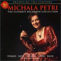 The Ultimate Recorder Collection - Alastair Ross (organ); David Petri (cello); Elisabeth Selin (recorder); George Malcolm (harpsichord);...