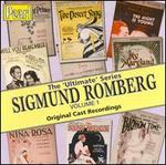 The Ultimate Sigmund Romberg, Vol. 1: Original Cast Recordings