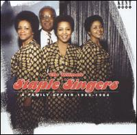 The Ultimate Staple Singers: A Family Affair - The Staple Singers