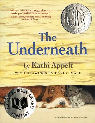 The Underneath - Appelt, Kathi