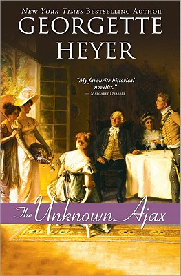 The Unknown Ajax - Heyer, Georgette