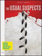 The Usual Suspects [Includes Digital Copy] [Blu-ray] [Collectible Faceplate]