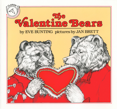The Valentine Bears - Bunting, Eve