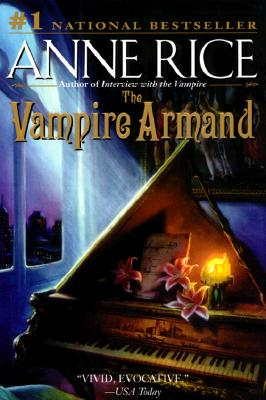 The Vampire Armand - Rice, Anne, Professor