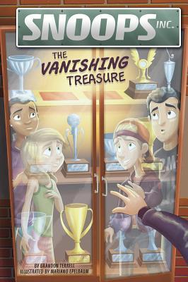 The Vanishing Treasure - Terrell, Brandon