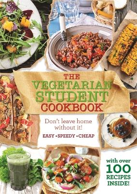 The Vegetarian Student Cookbook -