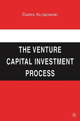 venture capital investment thesis