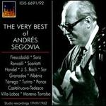 The Very Best of Andrés Segovia