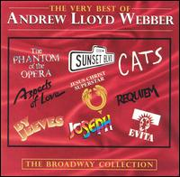 The Very Best of Andrew Lloyd Webber: The Broadway Collection - Various Artists