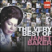 The Very Best of Janet Baker - André Previn (piano); Cecil Aronowitz (viola); Daniel Barenboim (piano); Geoffrey Parsons (piano); Gerald Moore (piano);...