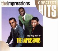 The Very Best of the Impressions [Rhino] - The Impressions
