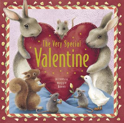The Very Special Valentine - Kneen, Maggie