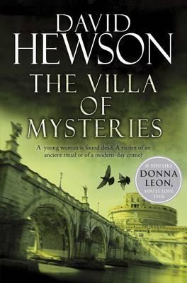 The Villa of Mysteries - Hewson, David