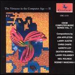 The Virtuoso in the Computer Age, Vol.2