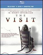 The Visit [Includes Digital Copy] [UltraViolet]  [Blu-ray/DVD] [2 Discs] - M. Night Shyamalan