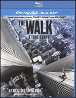 The Walk [Includes Digital Copy] [3D] [Blu-ray] - Robert Zemeckis