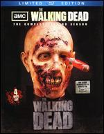 The Walking Dead: The Complete Second Season [4 Discs] [Limited Edition Zombie Head] [Blu-ray]