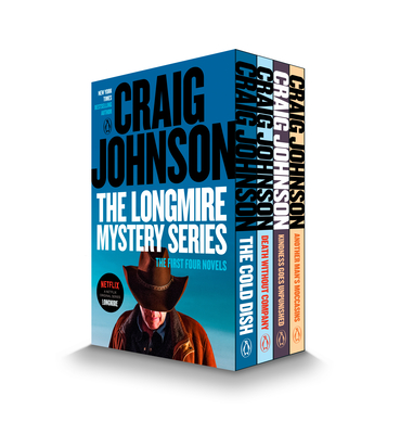 The Western Star (A Longmire Mystery) Craig Johnson