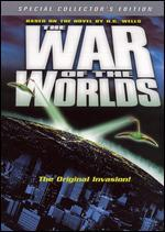 The War of the Worlds [Special Collector's Edition]