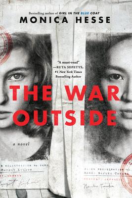 The War Outside - Hesse, Monica