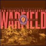 The Warfield: San Francisco, CA, October 9 & 10, 1980