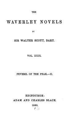 The Waverley Novels - Scott, Walter, Sir