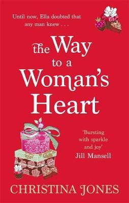 The Way To A Woman's Heart - Jones, Christina