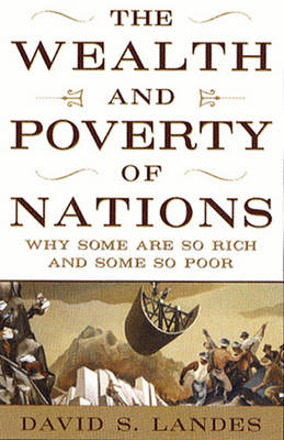 The Wealth and Poverty of Nations: Why Some Are So Rich and Some So Poor - Landes, David S