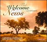 The Welcome News: Choral Music of Carson Cooman