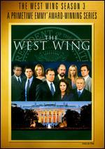 The West Wing: The Complete Third Season [4 Discs] [Emmy Tip-On Cover]