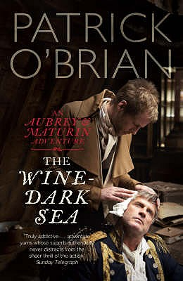 The Wine-dark Sea - O'Brian, Patrick
