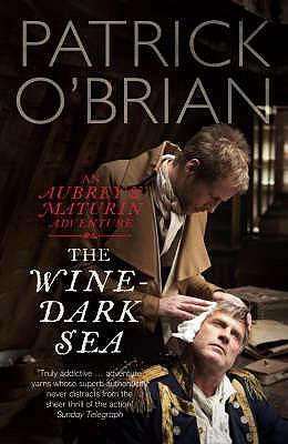 The Wine-dark Sea - O'Brian, Patrick