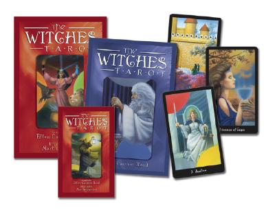The Witches Tarot (Kit) - Reed, Ellen Cannon, and Cannon Reed, Ellen