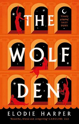 The Wolf Den - Harper, Elodie