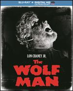The Wolf Man [Includes Digital Copy] [UltraViolet] [Blu-ray] - George Waggner